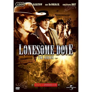 Lonesome Dove box 1