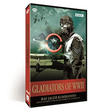 GLADIATORS OF WWII