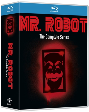 Mr. Robot - Complete Series Blu-Ray