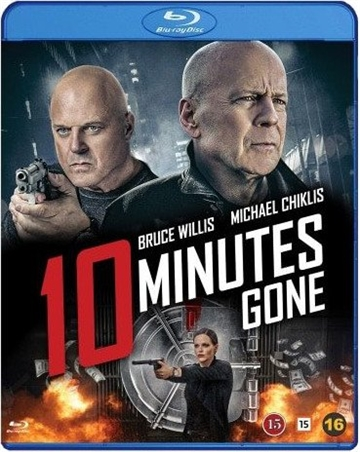 10 Minutes Gone - Blu-Ray