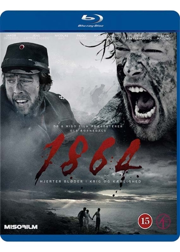 1864 - DR Tv-Serie - Blu-Ray
