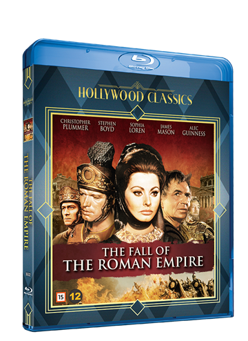 FALL OF THE ROMAN EMPIRE - Blu-Ray