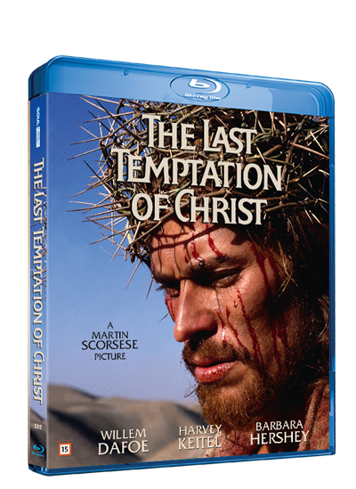 THE LAST TEMPTATION - Blu-Ray