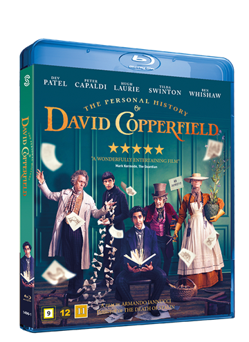 THE PERSONAL LIFE OF DAVID COPPERFIELD BLU-RAY