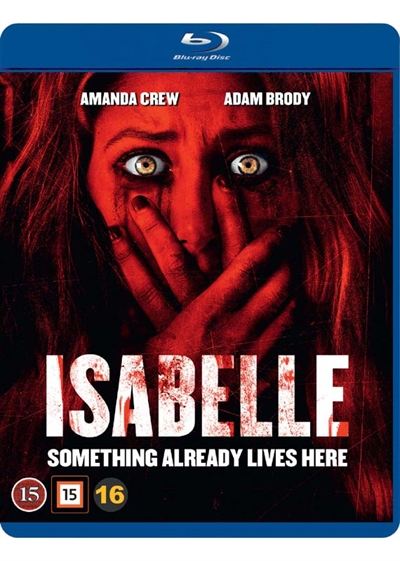 ISABELLE BLU-RAY