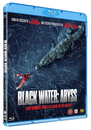 BLACK WATER: ABYSS - BLU-RAY