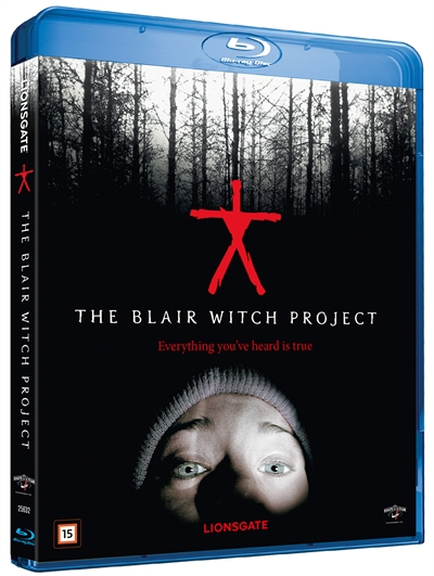 Blair Witch Project Blu-Ray