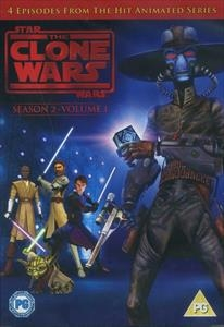Star Wars Clone Wars - Season 2 Vol. 1
