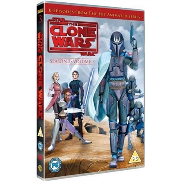 Star Wars Clone Wars - Season 2 Vol. 3