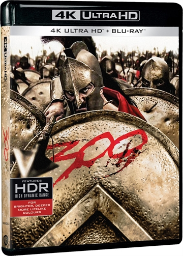300 - 4K Ultra HD Blu-Ray