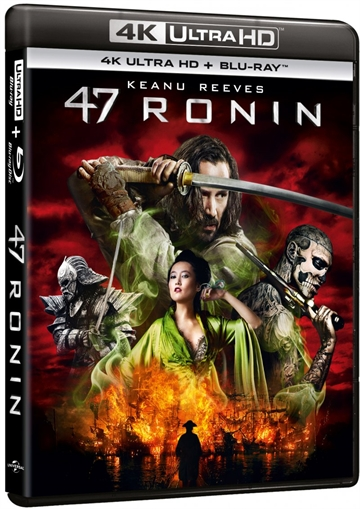 47 Ronin - 4K Ultra HD Blu-Ray