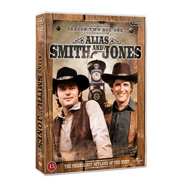 Alias Smith & Jones (S2 - Box 1)