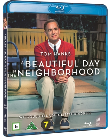 A Beautiful Day In The Neighborhood Blu-Ray