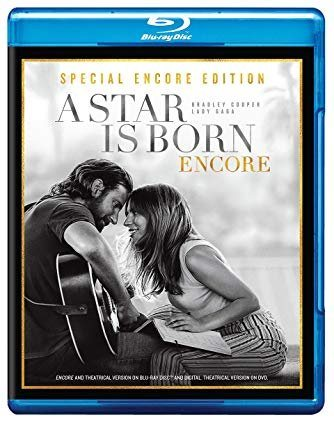 A Star Is Born Encore - Blu-Ray