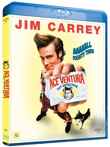 Ace Ventura - Pet Detective Blu-Ray