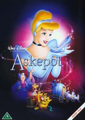 Askepot - Diamond Edition (DVD)