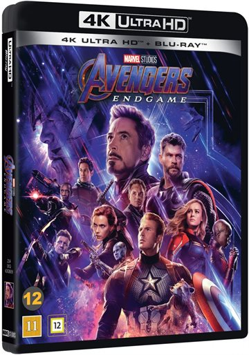Avengers - Endgame - 4K Ultra HD Blu-Ray