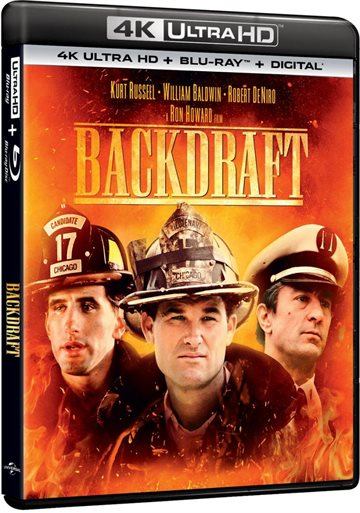 Backdraft - 4K Ultra HD Blu-Ray