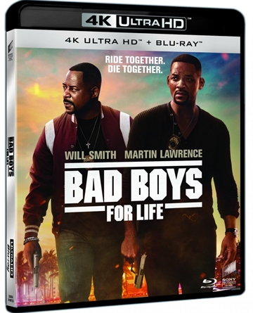 Bad Boys 3 - For Life - 4K Ultra HD Blu-Ray