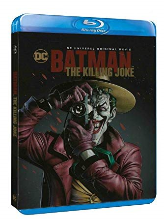 Batman - The Killing Joke Blu-Ray