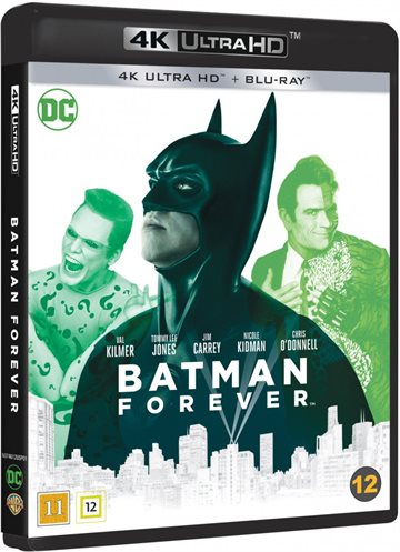 Batman - Forever - 4K Ultra HD Blu-Ray