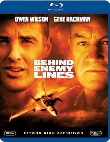 Behind Enemy Lines - Blu-Ray