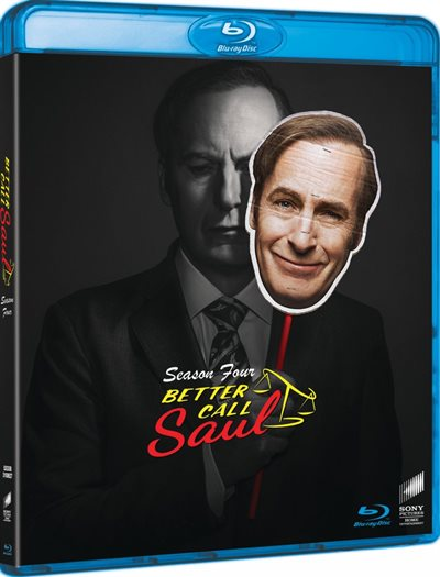 Better Call Saul - Season 4 Blu-Ray
