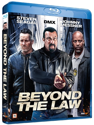 Beyond The Law Blu-Ray