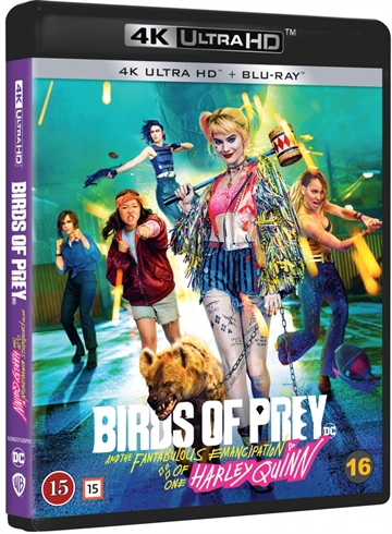 Birds Of Prey - 4K Ultra HD Blu-Ray