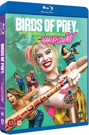 Birds Of Prey - Harley Quinn Blu-Ray