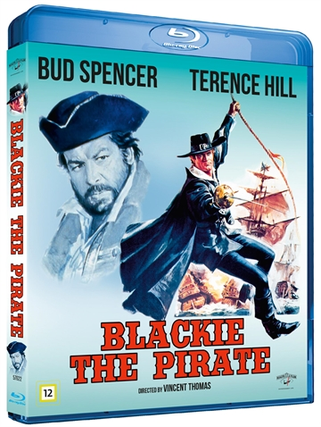 Blackie The Pirate Blu-Ray