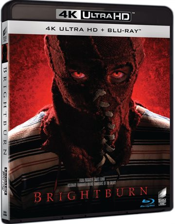 Brightburn 4K Ultra HD - Blu-Ray