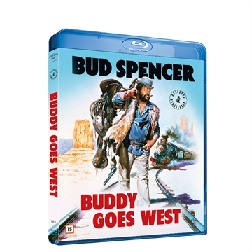 Buddy Goes West Blu-Ray