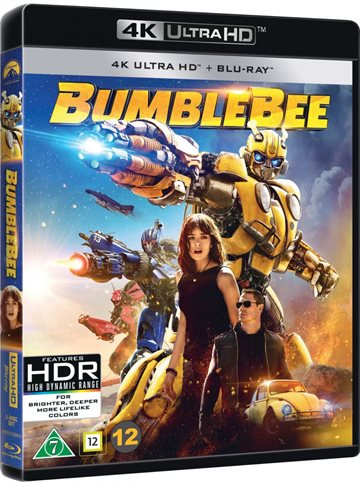 Bumblebee - 4K Ultra HD Blu-Ray
