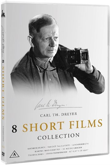 Carl Th. Dreyer - 8 Short Movie Collection