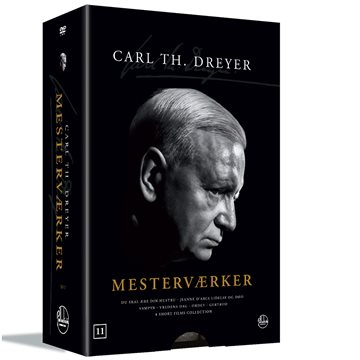 Carl Th. Dreyer - Mesterværker Boks