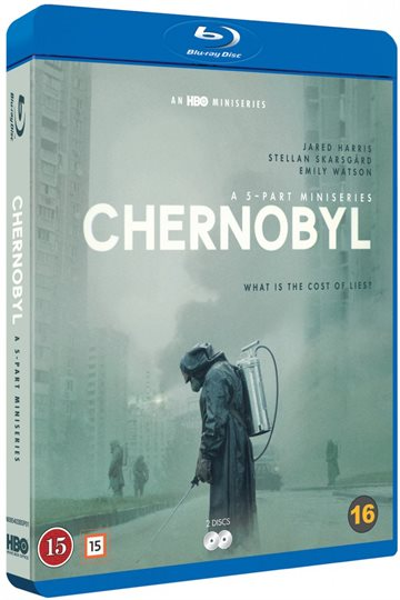 Chernobyl Blu-Ray - Tv Mini Series