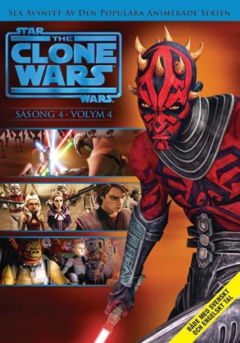 Star Wars Clone Wars - Season 4 Vol. 4