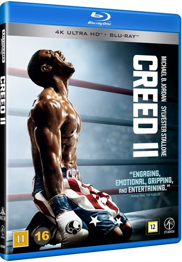 Creed 2 - 4K Ultra HD Blu-Ray