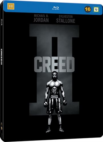 Creed 2 - Steelbook Blu-Ray