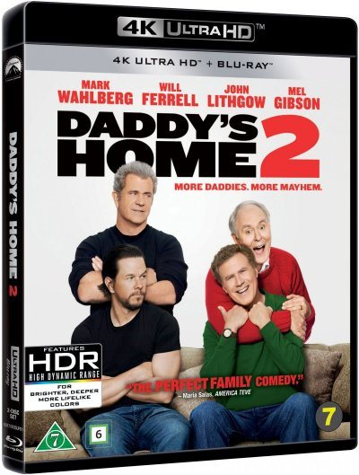 Daddy\'s Home 2 - 4K Ultra HD Blu-Ray