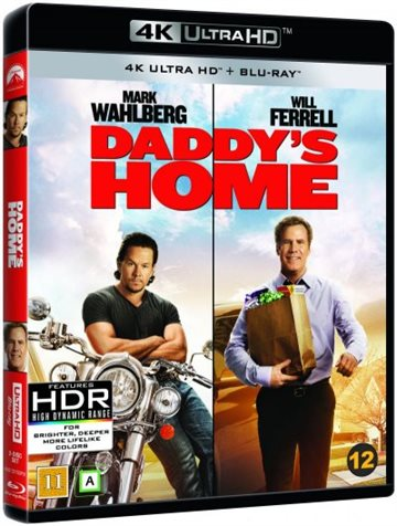Daddy's Home - 4K  Ultra HD Blu-Ray