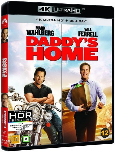 Daddy\'s Home - 4K  Ultra HD Blu-Ray