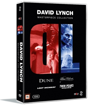 David Lynch - Masterpiece Collection