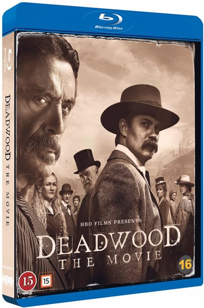 Deadwood - The Movie Blu-Ray
