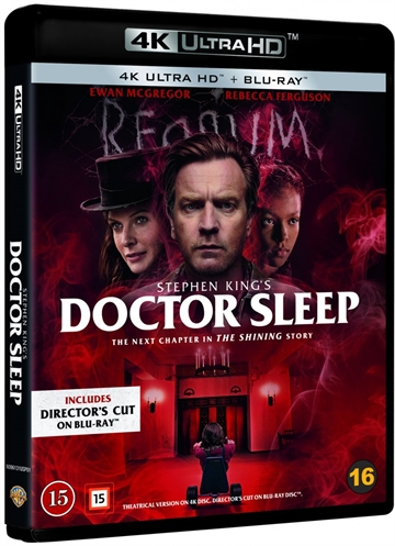 Doctor Sleep - 4K Ultra HD Blu-Ray