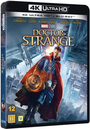 Doctor Strange - 4K Ultra HD Blu-Ray