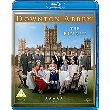 Downton Abbey - The Finale - Blu-Ray