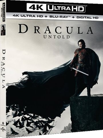 Dracula Untold - 4K Ultra HD Blu-Ray