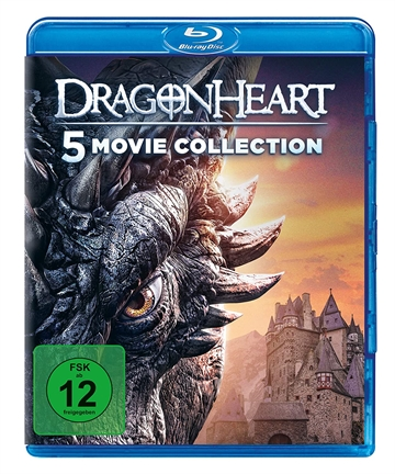 Dragonheart 1-5 Box - Blu-Ray